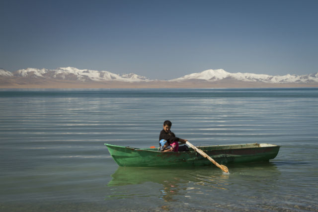 Lakes of Central Asia
