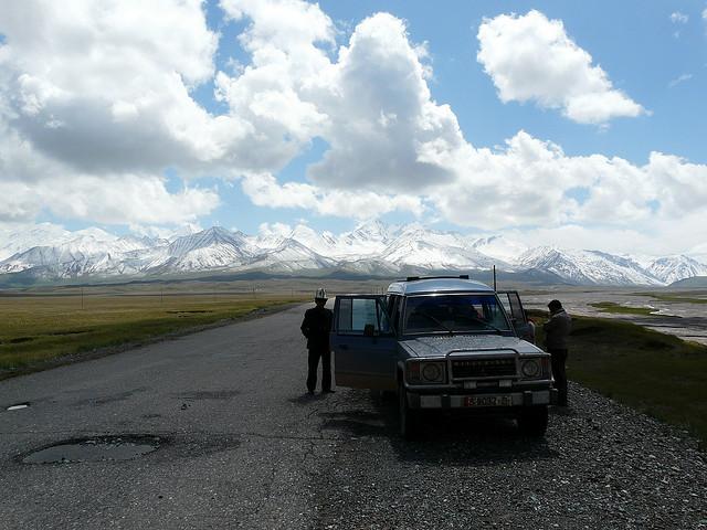 Gorno-Badakhshan