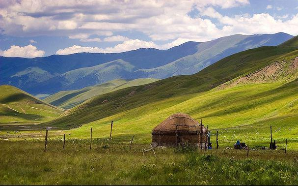 Landscape Kazakhstan