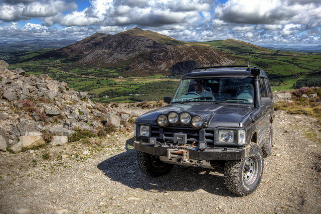Know Where You're Going. Photo Credit: Ian Carroll