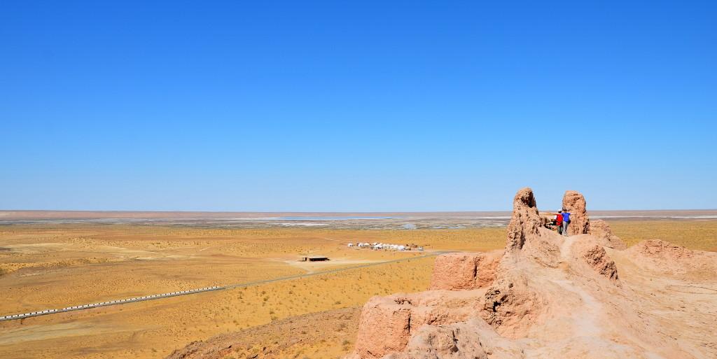 The Secrets of the Kyzylkum Desert