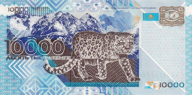 Artsy Banknote. Photo Credit: BankNoteIndex