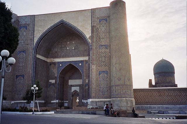 Samarkand. Photo Credit: upyernoz
