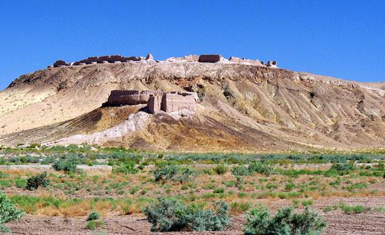 Khorezm-fortresses