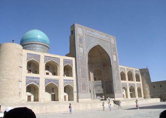 Mir-i_arab madrasa