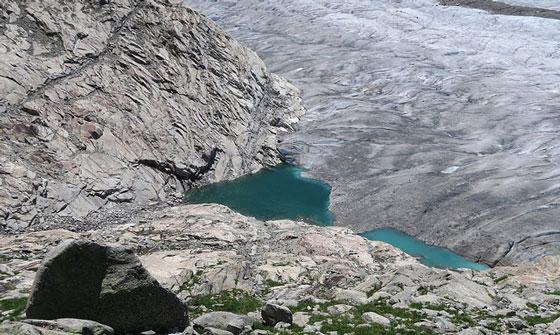Merzbacker lake