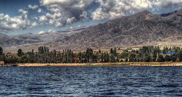 Kyrgyzstan's best lake