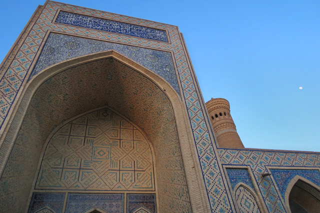 reasons to go to central asia