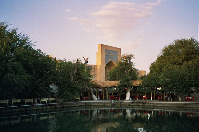 Hauz Bukhara